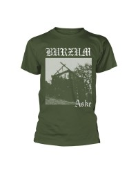 Burzum Aske (Green)  T-Shirt