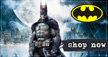 Offical Batman merchandise
