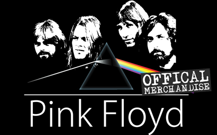 Offical Pink Floyd merchandise